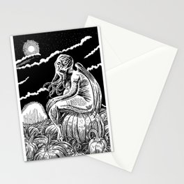 It's the Great Cthulhu! Stationery Cards