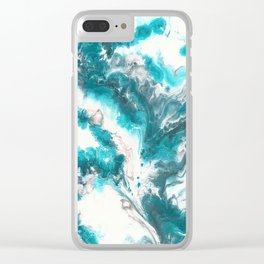 214 Clear iPhone Case
