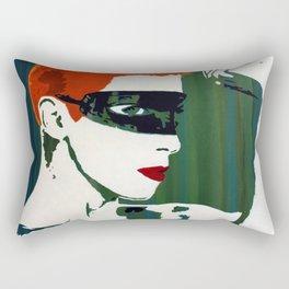 Eurythmics - Touch Rectangular Pillow