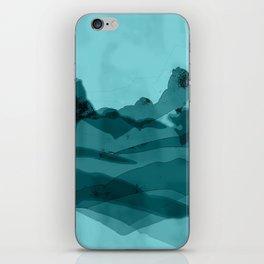 Mountain X 0.1 iPhone Skin
