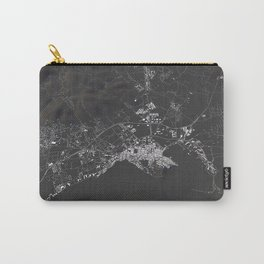 Ibiza City Map  Carry-All Pouch
