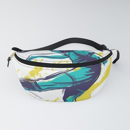 Soccer Players Fanny Pack