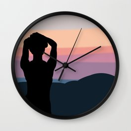 Sojourner Wall Clock