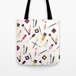 Lets Make up Vibrant Tote Bag