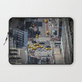 Tiny City Laptop Sleeve