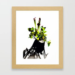 Light Lovers Framed Art Print