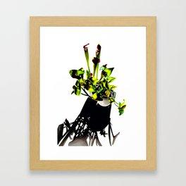 Light Lovers Framed Art Print