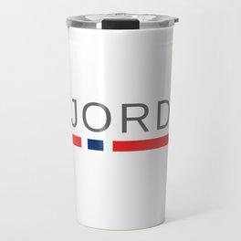 Norway Fjords Travel Mug