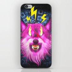Eye Of The Wolf iPhone & iPod Skin