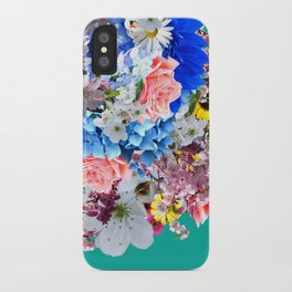 Light is needed to grow flowers iPhone Case