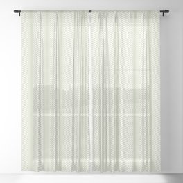 Ardith Pattern XII Sheer Curtain