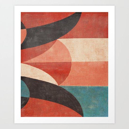 Toucan Beaks Art Print