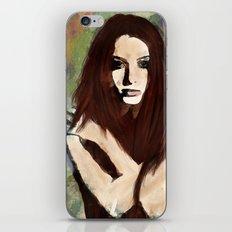 Tristesse iPhone & iPod Skin