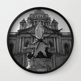 Belfast City Hall Wall Clock
