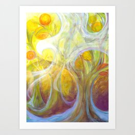 Fruit of the Spirit Art Print