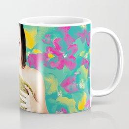 Run Your Finger Through My Hair Coffee Mug