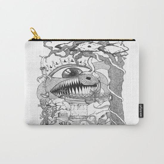 Monster's Garden! Carry-All Pouch