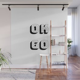 Short Quotes - Ok Go Wall Mural