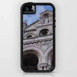 La Basilique du Sacré Coeur de Montmartre iPhone Case