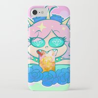 pastel goth iPhone & iPod Cases featuring follo 4 more ~*pastel goth*~ by Ceebs