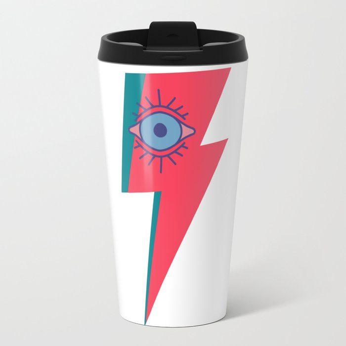 Aladdin Sane Travel Mug