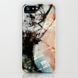Atene iPhone Case