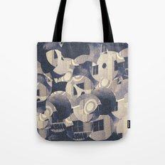 Futurist Miami Beach Tote Bag