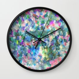 Delights of Spring... Wall Clock