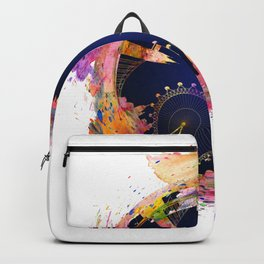 London skyline Backpack