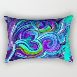 Caribbean Ohm Rectangular Pillow