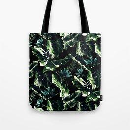 Palm Garden Tote Bag