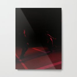 Only us two Metal Print
