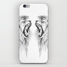 Lions iPhone & iPod Skin