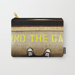 MIND THE GAP PLEASE Carry-All Pouch
