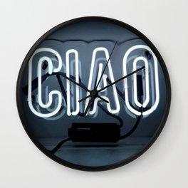 CIAO Wall Clock