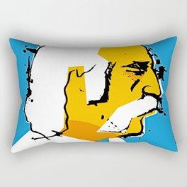 William Saroyan Rectangular Pillow