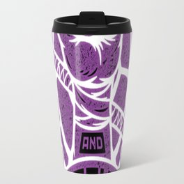 Mutant and Proud (Donny) Travel Mug