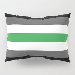 Agender Flag Pillow Sham