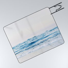 Ocean Photography Picnic Blanket