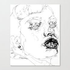 You Know Canvas Print
