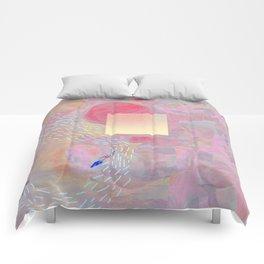 A N K R O (Version II) Comforters