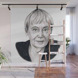 Ursula Le Guin Wall Mural