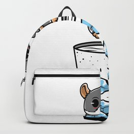 Gin Chilla Chinchilla Jump Cocktail Backpack