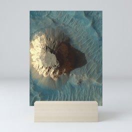 Mars - Aram Chaos Sediments Mini Art Print
