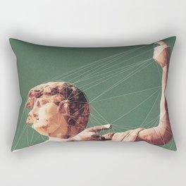 Spider/2 Rectangular Pillow