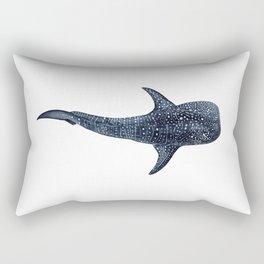 WHALE SHARK II Rectangular Pillow