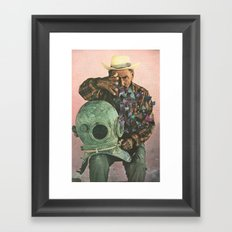 Old Tricks Up New Sleeves Framed Art Print