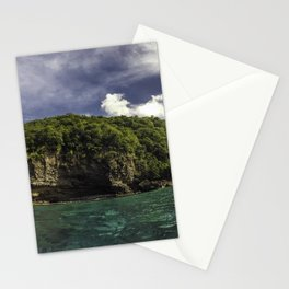Turquoise Waters Stationery Cards
