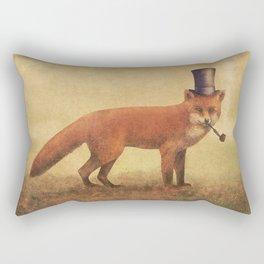 Crazy Like a Fox  Rectangular Pillow