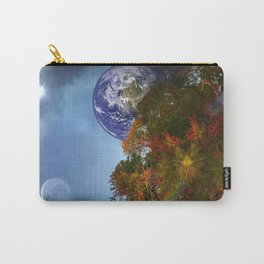 The Sky is Falling Carry-All Pouch